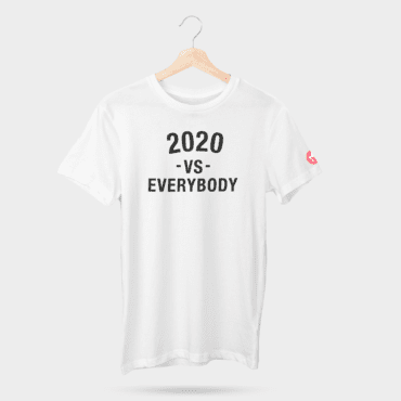 2020 vs Everybody tshirt mens